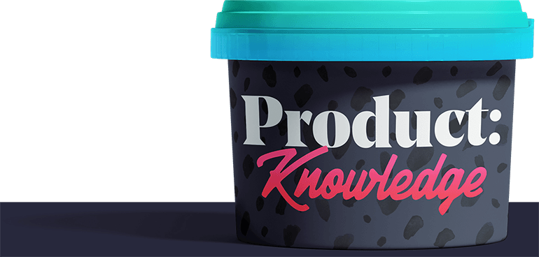Graphos Product Knowledge podcast header